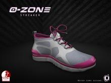 ((( Big O ))) O-zone - Streaker - Pink/White