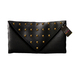50L$ SALE! HYSTERICAL GLAM . NORMA CLUTCH [ONYX]