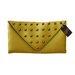 50L$ SALE! HYSTERICAL GLAM . NORMA CLUTCH [YELLOW]