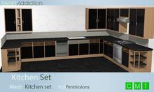 [MA] Mesh Kitchen set builder kit (boxed)