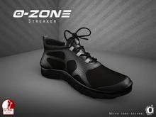 ((( Big O ))) O-zone - Streaker - Black