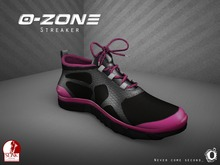 ((( Big O ))) O-zone - Streaker - Black/Pink