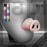 tapi :: piggy snout