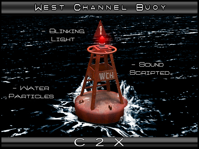 ~C2X~ West Channel Buoy