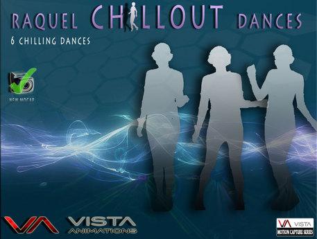 VISTA ANIMATIONS-RAQUEL CHILLOUT DANCES