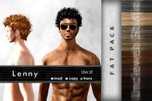 Uw.st   Lenny-Hair   Fat pack