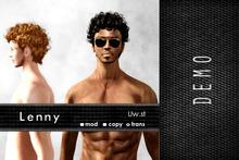 Uw.st  ::DEMO::  Lenny-Hair