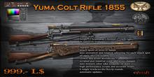 [S&P] Yuma Colt Rifle 1855