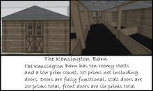 Kensington Barn rezzer