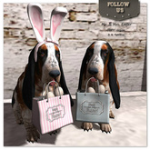 !! Follow US !! Mr. and Mrs. Easter COPY version BOX