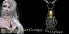 Eclectica Octopus Neckpiece-Black