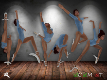 Verocity - Zoe Ballet Set 1 (Clearance)