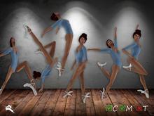 Verocity - Zoe Ballet Set 3 (Clearance)