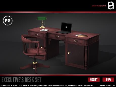(epia) - Executive's Desk Set (PG)