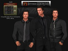 69 Park Ave GQ - Christian  - Semi Formal Mesh Outfit