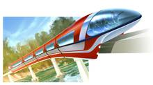 COMPLETE MONORAIL SET UP PACKAGE !