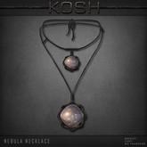 KOSH- NEBULA NECKLACE