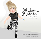 [OH] Hakuna Matata Outfit - only for baby