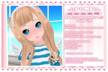 .::POMF::. M3 Head and Avatar 2.0 - Dolly Lips Mod (READ DESCRIPTION)