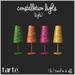 tarte. constellation light (lights)