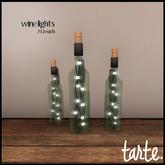 tarte. wine lights