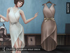 Zaara : [Mesh] Aamani wrap dress *nude* + Maitreya Lara fitmesh