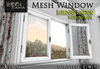 [L&T] - Mesh Window (Full Perm, Scripted) Realistic 3D w/ AO maps | Builders Edition