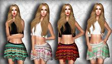 .:Vitrimi:. Skater Skirt Fat Pack
