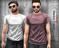 [Deadwool] Marlon T-shirt - DEMO