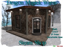 Dragon Magick Wares Steam Shop Boxed