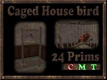 -=TJB=- Caged House Bird