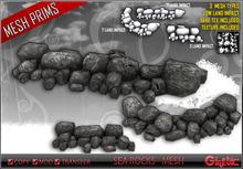 [G] Sea Rocks - Mesh
