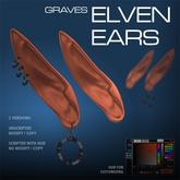 GRAVES Elven Ears