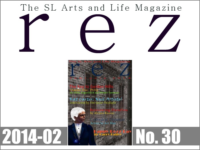 rezmagazine 2014-02 [r_e_z February 2014 issue No. 30]