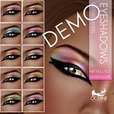 DEMO ~Oceane~Metallix 2 Eyeshadows: Caleidoscope Cat