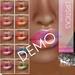 DEMO Oceane - Metallix 2 Lips: Caleidoscope Cat