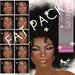 Oceane- Metallix 2 Make-up Caleidoscope Cat Fat pack