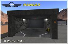 =TBM= Hangar Box