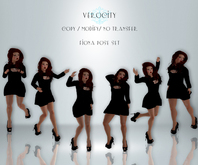 Verocity - Fiona Pose Set (Clearance)