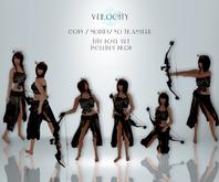 Verocity - Isis Pose Set