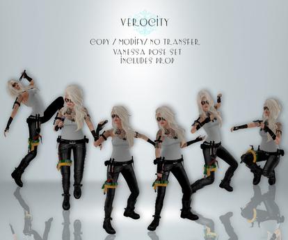 Verocity - Vanessa Rock (Clearance)