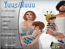 Yuus & Nuuu: Parent & Kids Greatest Tool - SL Child Essentials.