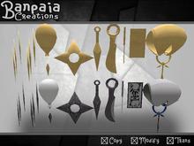 .:SB:. Naruto Full Perm Weapons Building Kit