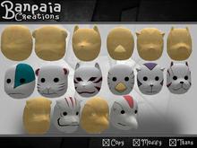 .:SB:. Full Perm Anbu Masks Building Kit