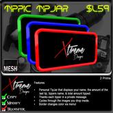 TipPic Mesh CC TipJar v1.0 [BAG]