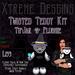Xtreme Designs Spring 2014 Twisted Hunt Teddy TipJar Kit