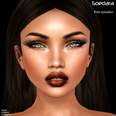 ~Soedara~ Lashes {Tiny Teardrops}