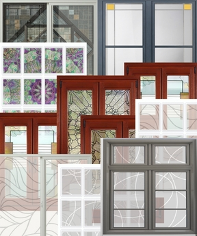 Window Pli Box textures