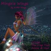 Mingxia Wings Flexy, Flap, Color Change