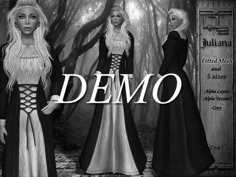 DE Designs - Juliana - DEMO